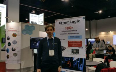 XtremLogic @ SuperComputing 2017 in Denver